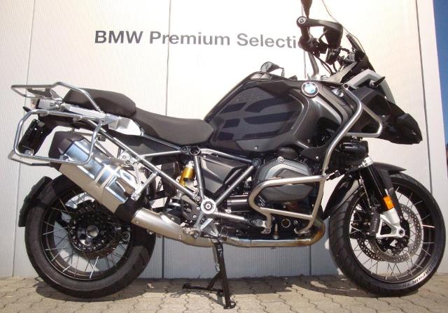 Motorrad kaufen BMW R 1200 GS Adventure ABS Tieferlegung Occasion