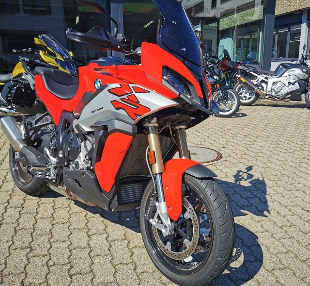 Motorrad kaufen BMW S 1000 XR 1.Hand Occasion
