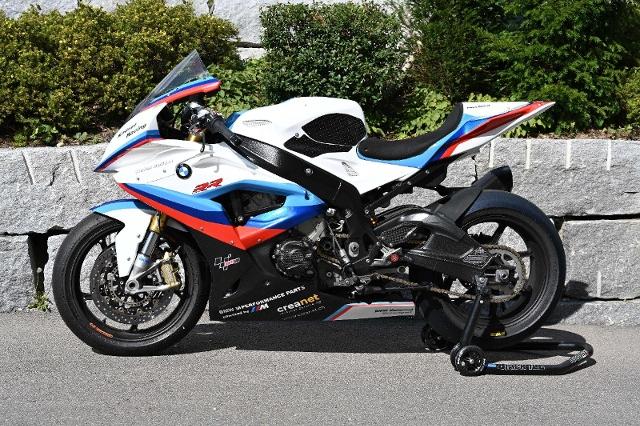 Motorrad kaufen BMW S 1000 RR ABS von Privat Occasion