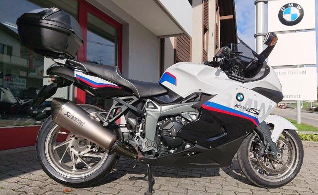 Motorrad kaufen BMW K 1300 S von Privat Occasion