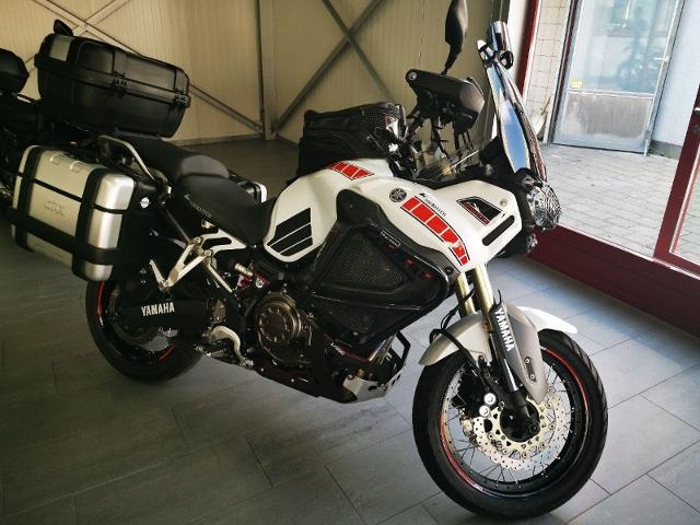 Motorrad kaufen YAMAHA XT 1200 Z Super Tenere ABS SEHR VIEL Zubehör Occasion