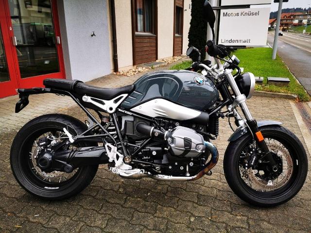 Motorrad kaufen BMW R nine T Pure ABS Inkl. Ganganzeige und Drehzahlmesser Occasion