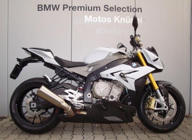 Motorrad kaufen BMW S 1000 R ABS von Privat Occasion