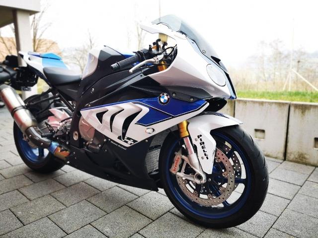 Motorrad kaufen BMW HP4 von Privat Occasion