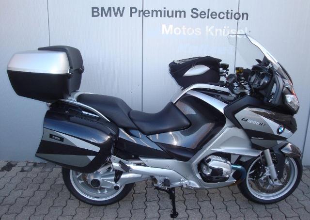 Motorrad kaufen BMW R 1200 RT ABS von Privat Occasion