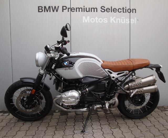 Acheter une moto BMW R nine T Scrambler ABS STRIKE BACK Aktion / OPT. 719 Occasions