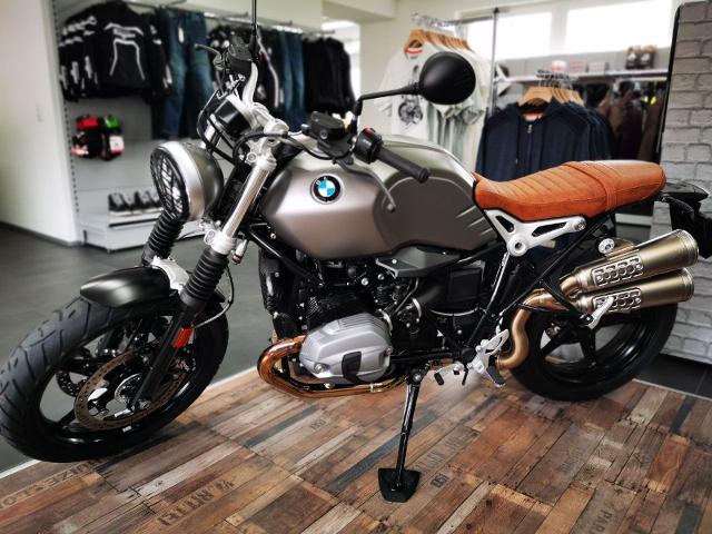Acheter une moto BMW R nine T Scrambler ABS Occasions