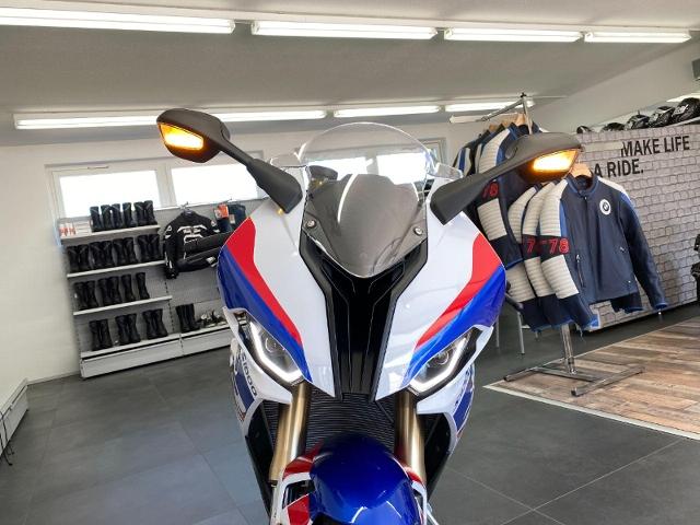 Motorrad kaufen BMW S 1000 RR Carbon Spoiler Occasion