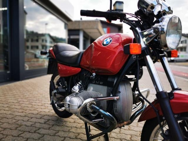 Motorrad kaufen BMW R 80 R Mystic - RARITÄT - von Privat Occasion