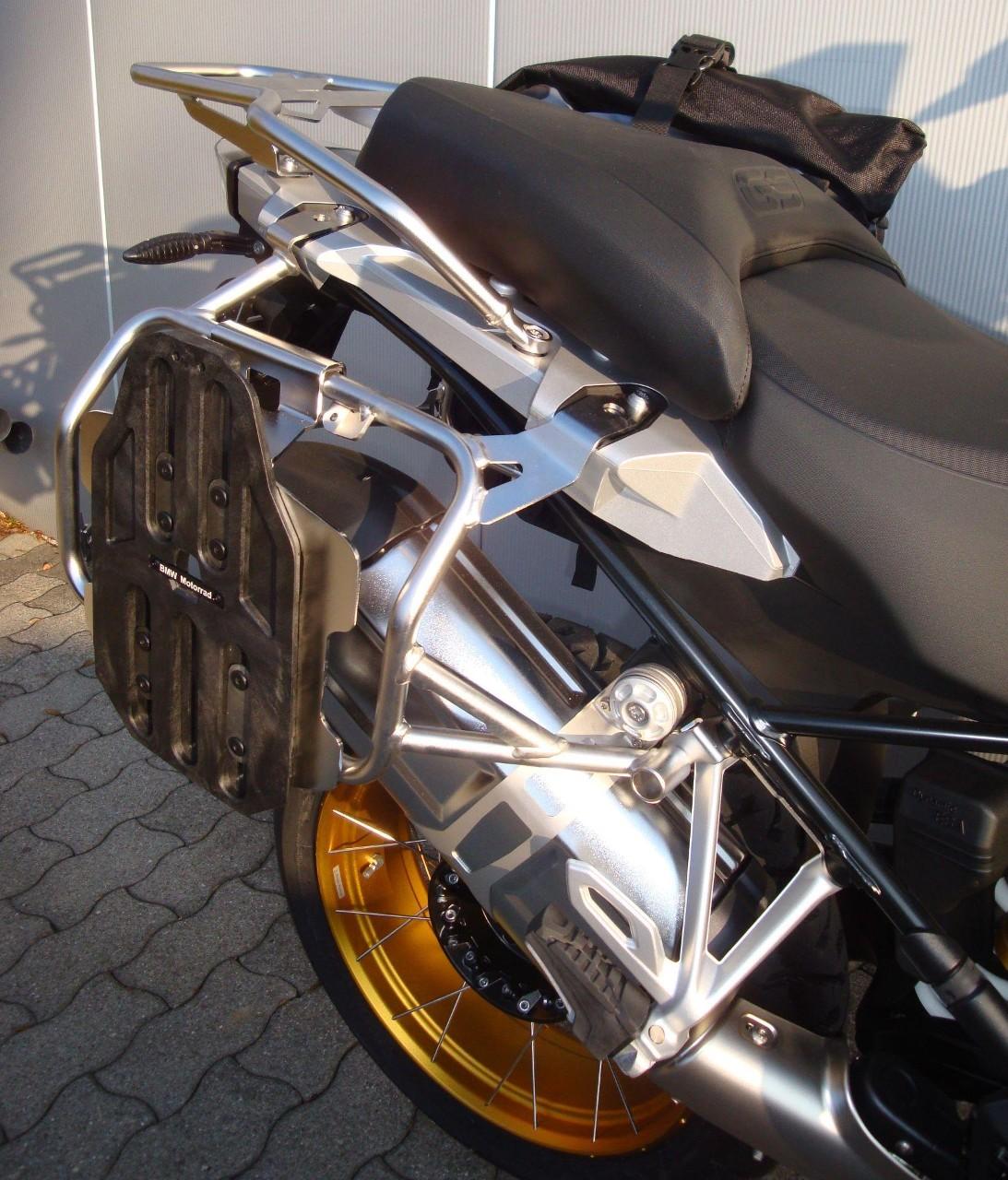 Motorrad Occasion Kaufen Bmw R 1250 Gs Adventure Motos Knusel Gmbh