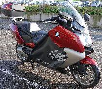 Aquista moto Occasioni BMW C 650 GT ABS (scooter)