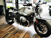 Töff kaufen BMW R nine T Pure ABS STRIKE BACK Aktion Retro