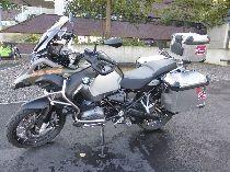 Töff kaufen BMW R 1200 GS Adventure ABS von Privat - Inkl. Motorradausrüstung Enduro