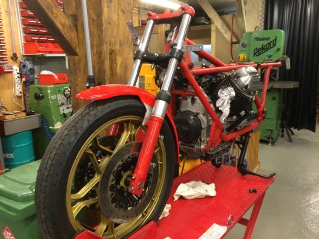 Motorrad kaufen MOTO GUZZI Alle Cafe Racer Occasion