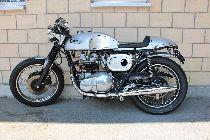 Motorrad kaufen Occasion TRIUMPH T 140 (retro)