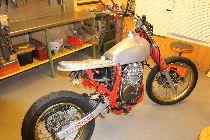 Motorrad kaufen Occasion HONDA Spezial (sport)