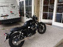 Motorrad Mieten & Roller Mieten MOTO GUZZI V7 Stone (Retro)