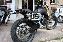 Motorrad kaufen Vorführmodell FANTIC MOTOR Caballero 500 Flat Track (retro)