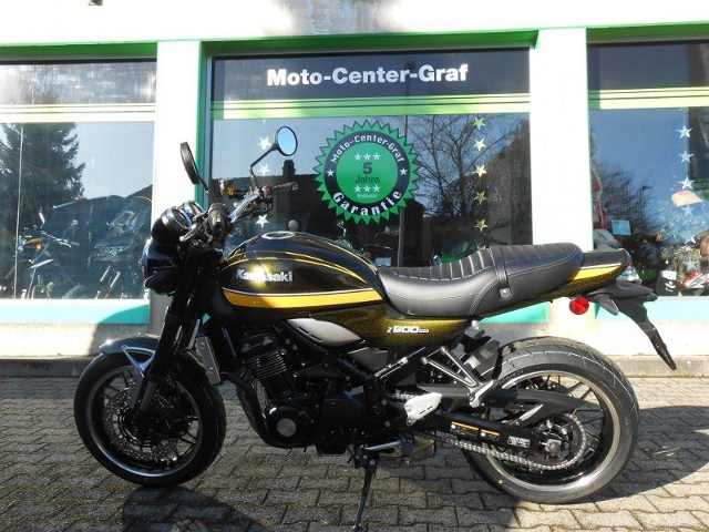 Motorrad kaufen KAWASAKI Z 900 RS Z 900RS MY 20 Neufahrzeug