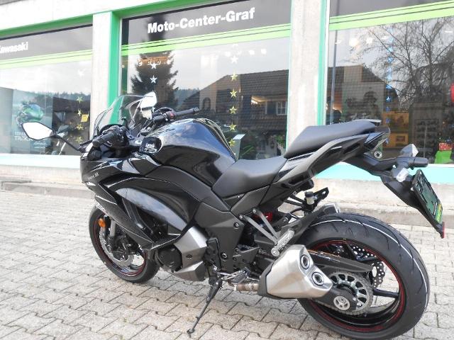 Motorrad kaufen KAWASAKI Z 1000 SX ABS Tourer Kit Gratis Neufahrzeug