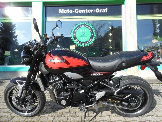 Acheter une moto KAWASAKI Z 900 RS Z 1 Stil neuve