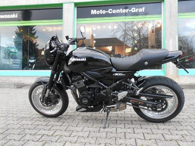Acheter une moto KAWASAKI Z 900 RS Cafe Z 900 RS Cafe Graf - Edition neuve