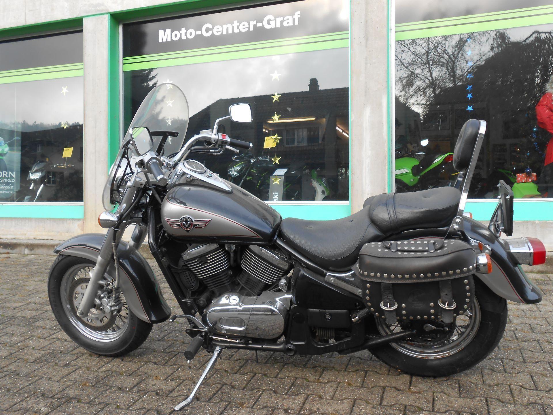 Buy Motorbike Pre Owned Kawasaki Vn 800 Classic Moto Center Graf