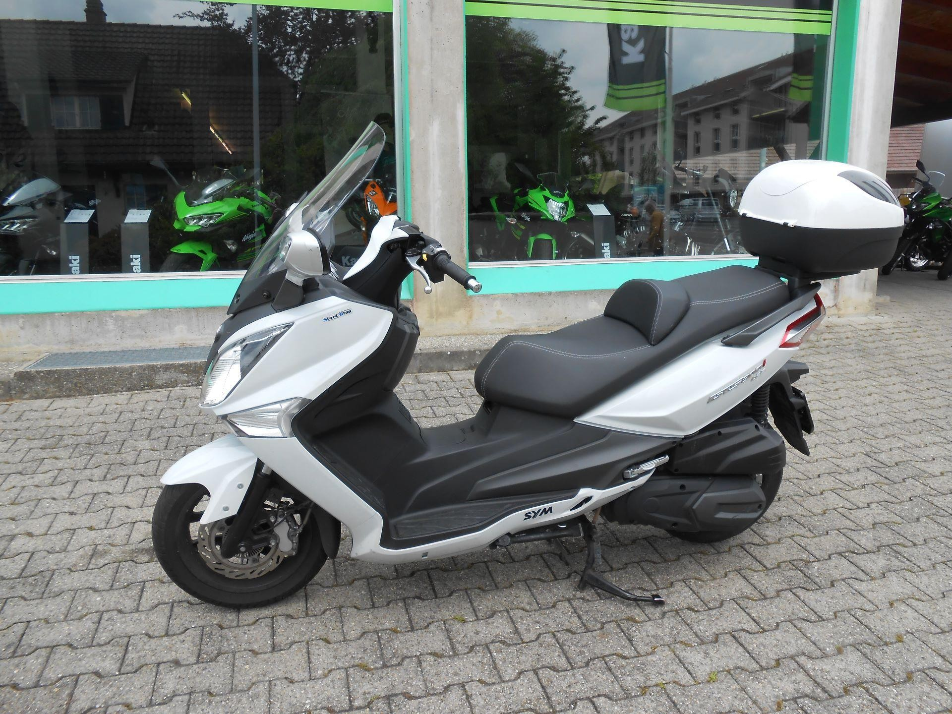Buy motorbike Pre-owned SYM GTS 300i ABS Moto-Center Graf