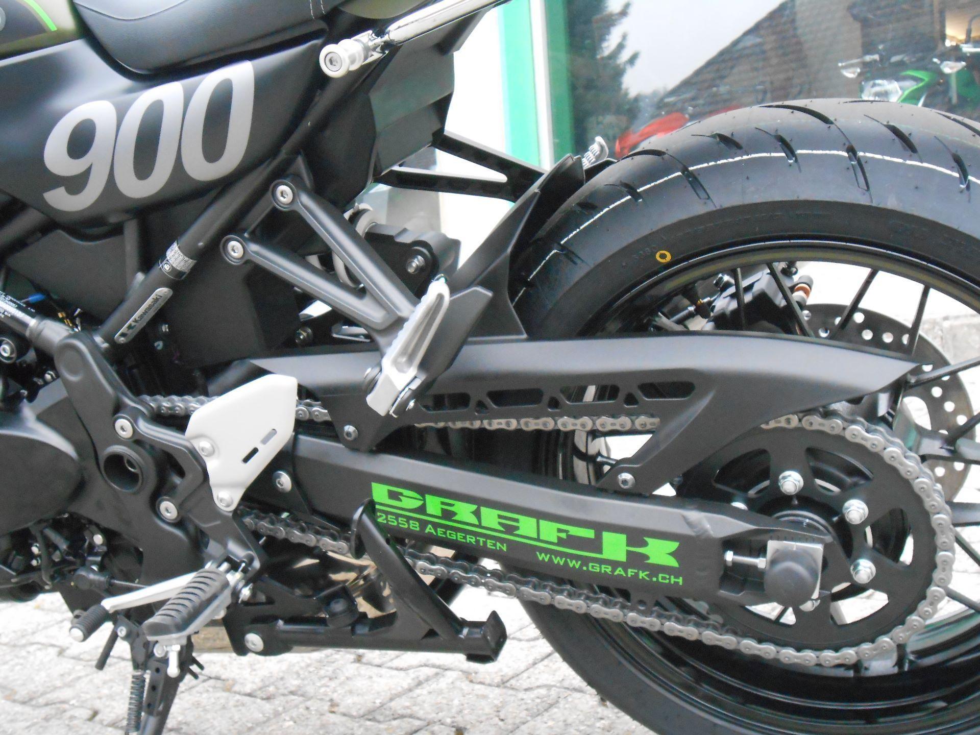 KAWASAKI Z 900 RS Spez Umbau New Vehicle Bike