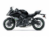 Motorrad kaufen Occasion KAWASAKI ZX-6R Ninja (sport)
