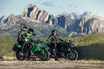 Motorrad Mieten & Roller Mieten KAWASAKI Z 1000 SX ABS (Touring)