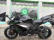 Rent a motorbike KAWASAKI Ninja 1000 SX (Touring)