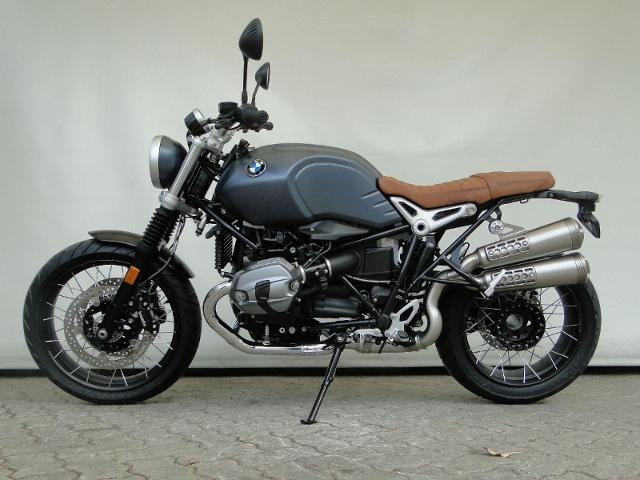 Motorrad kaufen BMW R nine T Scrambler ABS Kreuzspeichenfelgen Vorführmodell