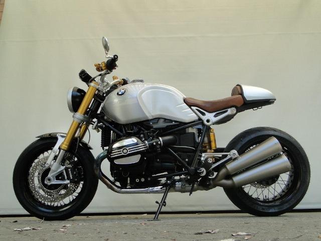 Motorrad kaufen BMW R nine T ABS Exclusive Edition! Occasion
