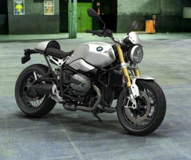 Motorrad kaufen BMW R nine T 2.9% LEASING-AKTION Vorführmodell