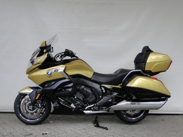 Motorrad kaufen BMW K 1600 B ABS GRAND AMERICA MIT SCHMIEDEFELGEN!!! Occasion
