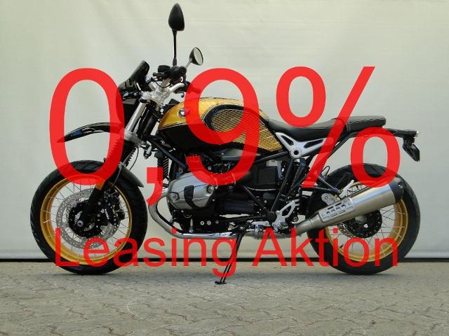 Motorrad kaufen BMW R nine T Urban G/S ABS Option 719 Vorführmodell