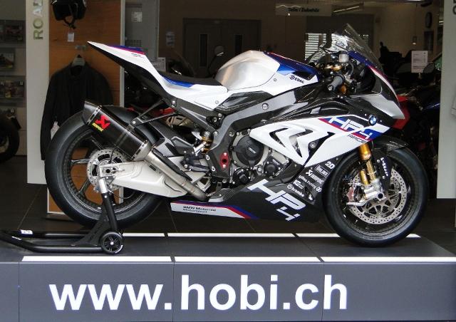 Motorrad kaufen BMW HP4 Race Neufahrzeug