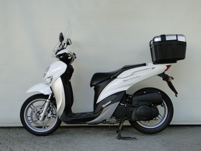 Motorrad kaufen YAMAHA HW 125 Occasion