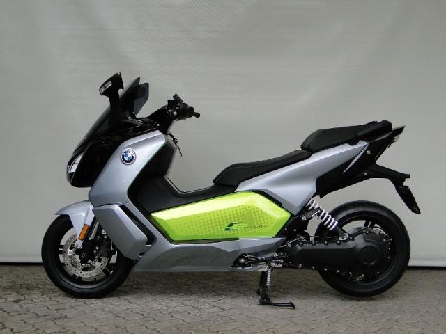 Motorrad kaufen BMW C evolution ABS Long Range! Occasion