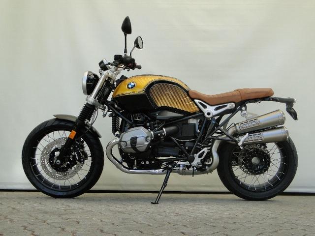Motorrad kaufen BMW R nine T Scrambler ABS OPTION 719 Occasion