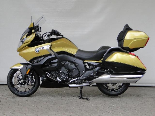 Motorrad kaufen BMW K 1600 B ABS Grand America Vorführmodell