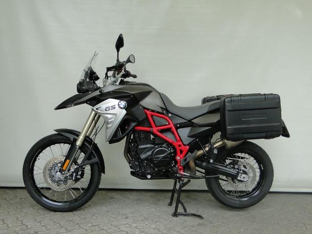 Motorrad kaufen BMW F 800 GS ABS INKL. SEITENKOFFERSATZ Vorführmodell