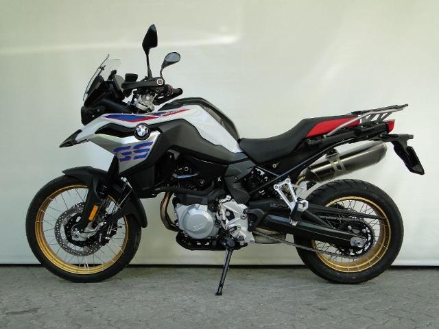 Acheter une moto BMW F 850 GS TIEFERLEGUNG! Démonstration