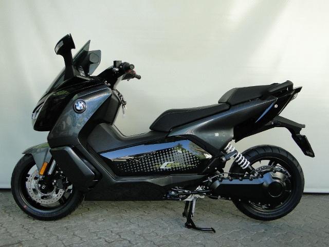 Motorrad kaufen BMW C evolution ABS Long Range Occasion