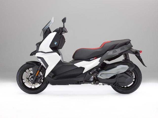Motorrad kaufen BMW C 400 X Occasion