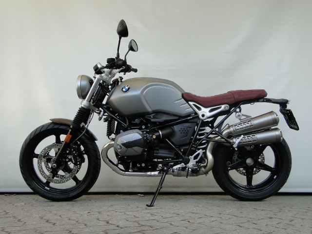 Motorrad kaufen BMW R nine T Scrambler 2.9% LEASING-AKTION Vorführmodell
