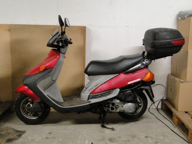 Motorrad kaufen YAMAHA XC 125 R Cygnus Export
