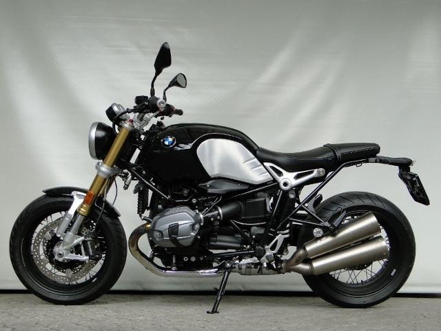 Motorrad kaufen BMW R nine T ABS Vorführmodell