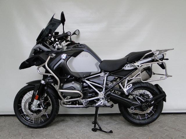 Motorrad kaufen BMW R 1200 GS Adventure ABS INKL AKRAPOVIC! Vorführmodell
